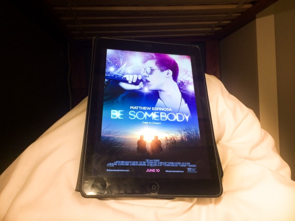 Be Somebody movie review