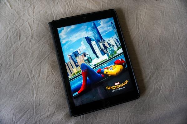 Tom Holland as Spiderman blog