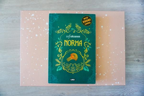 Sofi Oksanen's Norma book